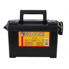 "Fiocchi Shooting Dynamics Low Recoil 12 Gauge 2-3/4"" 1 oz Rifled Slug- Can of 80 (8 Boxes of 10)"