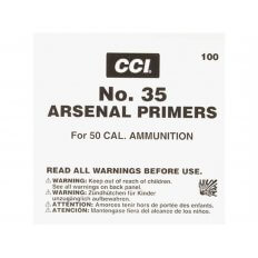 CCI .50 BMG Primers #35- Box of 100 (HAZMAT Fee Required)