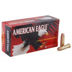 Federal American Eagle .38 Special 130 Gr. Full Metal Jacket- Box of 50