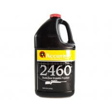 Accurate 2460 Smokeless Powder- 8 Lbs. (HAZMAT Fee Required)