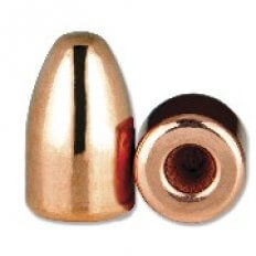 Berry's Bullets 9mm (.356) 124 Gr. Hollow Base Flat Point Thick Plate- Box of 1000