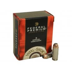 Federal Premium Vital-Shok 10mm Auto 180 Gr. Trophy Bonded Jacketed Soft Point- Box of 20