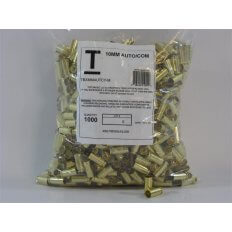 Top Brass 10 mm Auto New Brass- Bag of 1000