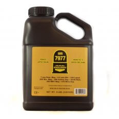 IMR 7977 Smokeless Powder- 8 Lbs. (HAZMAT Fee Required)