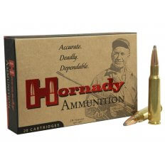 Hornady Custom .275 Rigby 140 Gr. Spire Point- Box of 20