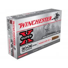 Winchester Super-X Power-Core 95/5 .30-06 Springfield 150 Gr. Hollow Point Boat Tail- Lead-Free- Box of 20