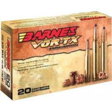 Barnes VOR-TX .270 Winchester 130 Gr. Tipped TSX Bullet Boat Tail Lead-Free- Box of 20