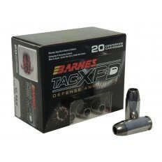 Barnes TAC-XPD .40 S&W 140 Gr. TAC-XP Hollow Point Lead-Free- Box of 20