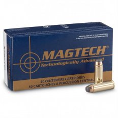 Magtech Sport .357 Magnum 158 Gr. Semi-Jacketed Soft Flat Point- Box of 50