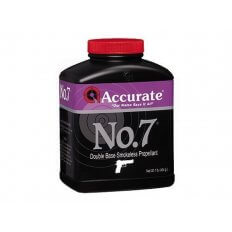 Accurate No. 7 Smokeless Powder- 1 Lb.