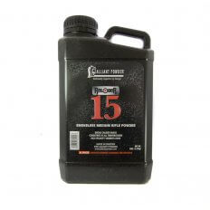 Alliant Reloder 15 Smokeless Powder- 5 Lbs. (HAZMAT Fee Required)