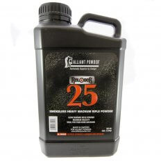 Alliant Reloder 25 Smokeless Powder- 5 Lbs. (HAZMAT Fee Required)