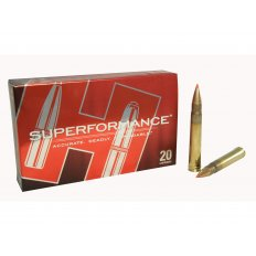 Hornady Superformance .375 H&H Magnum 250 Gr. GMX Boat Tail- Lead-Free- Box of 20