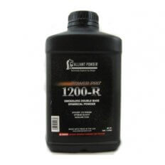 Alliant Power Pro 1200-R Smokeless Powder- 8 Lbs. (HAZMAT Fee Required)