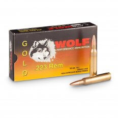 Wolf Gold .223 Remington 55 Gr. Full Metal Jacket