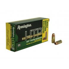 Remington High Terminal Performance 9mm Luger +P 115 Gr. JHP- Box of 50