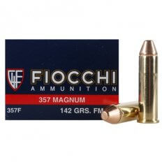 Fiocchi Shooting Dynamics .357 Magnum 142 Gr. Full Metal Jacket Truncated Cone- Box of 50