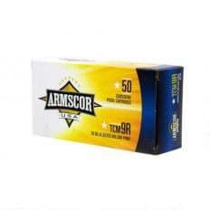 Armscor .22 TCM 9R 39 Gr. Jacketed Hollow Point