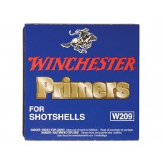 Winchester #209 Shotshell Primers- Box of 1000 (HAZMAT Fee Required)