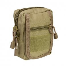VISM Small Utility Pouch- Tan