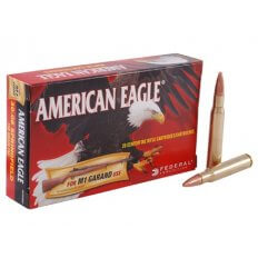 Federal American Eagle .30-06 Springfield (M1 Garand) 150 Gr. FMJ- Box of 20