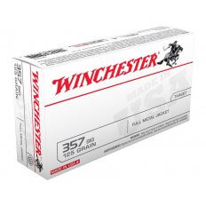Winchester USA .357 Sig 125 Gr. Full Metal Jacket Q4309