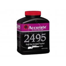 Accurate 2495 Smokeless Powder- 1 Lb. (HAZMAT Fee Required)