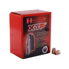 Hornady Bullets .45 Caliber (.451 Diameter) 200 Gr. XTP Jacketed Hollow Point- Box of 100