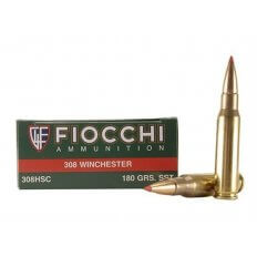 Fiocchi Extrema .308 Winchester 180 Gr. Hornady SST- Box of 20