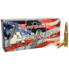Hornady American Gunner .308 Winchester 155 Gr. Hollow Point Boat Tail 80967