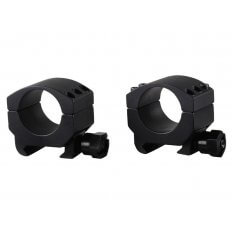 "Burris 1"" Xtreme Tactical Picatinny-Style Rings- Low Height 0.75""- Matte"
