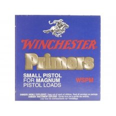 Winchester Small Magnum Pistol Primers #1-1/2M- Box of 1000 (HAZMAT Fee Required)