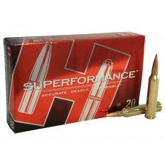 Hornady SUPERFORMANCE 7mm Remington Magnum 162 Gr. SST- Box of 20