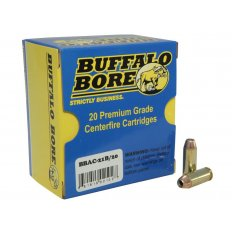 Buffalo Bore 10mm Auto 180 Gr. Jacketed Hollow Point- Box of 20