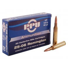 Prvi Partizan .25-06 Remington 90 Gr. Hollow Point- Box of 20