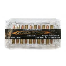 G2 Research Trident .223 Remington 65 Gr. Rip Out Projectile- Lead Free- Box of 20