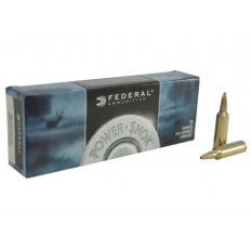 Federal Power-Shok .270 Winchester Short Magnum (WSM) 130 Gr. Soft Point- Box of 20