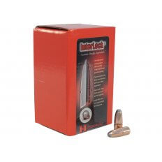 Hornady Bullets .348 Caliber (.348 Diameter) 200 Gr. InterLock Flat Nose 3410