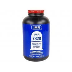 IMR 7828 Smokeless Powder- 1 Lb. (HAZMAT Fee Required)