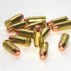 Bite The Bullet .40 S&W 165 Gr. Flat Point- Remanufactured- Box of 250