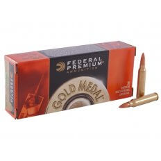 Federal Premium Gold Medal .223 Remington 69 Gr. Sierra MatchKing Hollow Point Boat Tail- Box of 20