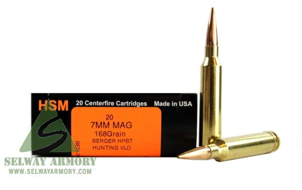 Best 7mm Rem Mag Ammo