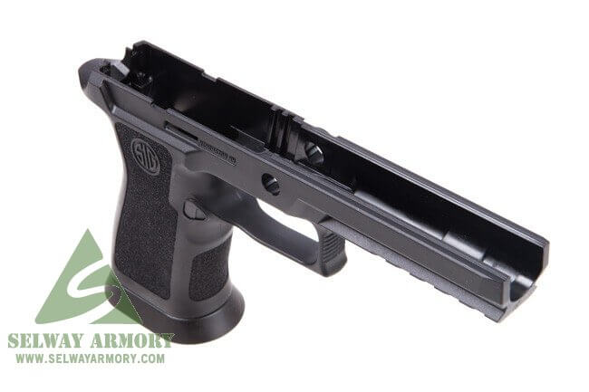 SIG SAUER P250/P320 X5 Grip Module Assembly, Full Size, Medium, 9mm