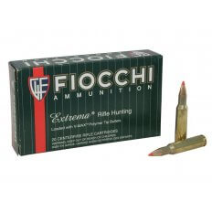 Fiocchi .222 Remington 50 Gr. Hornady V-Max- Box of 20