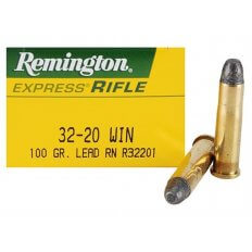 Remington Express .32-20 WCF 100 Gr. Lead Flat Nose- Box of 50