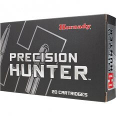 Hornady Precision Hunter 6mm Creedmoor 103 Gr. ELD-X- Box of 20