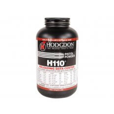 Hodgdon H110 Smokeless Powder- 1 Lb. (HAZMAT Fee Required)