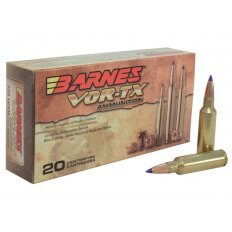 Barnes VOR-TX .300 Winchester Short Magnum (WSM) 150 Gr. Tipped Triple-Shock X Bullet Boat Tail- Lead-Free- Box of 20