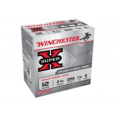 "Winchester Super-X Game Load 12 Gauge 2-3/4"" 1 oz #6 Shot- Box of 25"