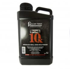 Alliant Reloder 10X Smokeless Powder- 5 Lbs. (HAZMAT Fee Required)